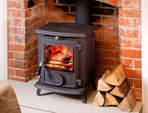 How to build a fire and keep warm this winter